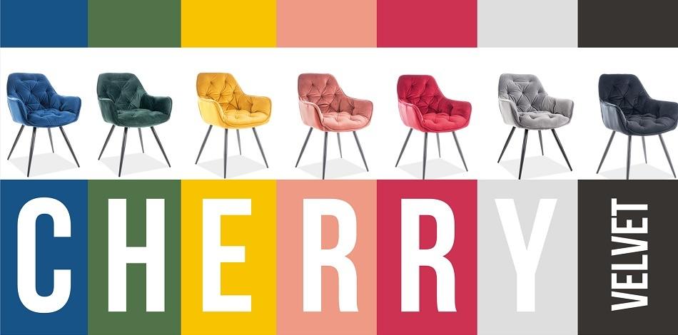 Кресла Cherry всех цветов!