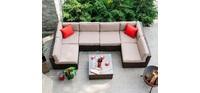 Садовые диванные комплекты Garden4you