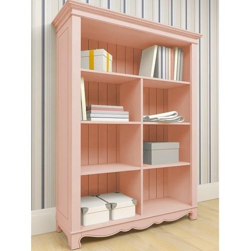 Этажерка D9 Канон розовая
