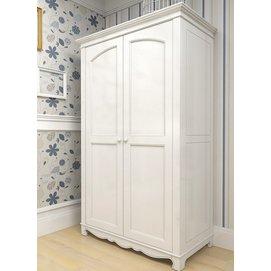 Шкаф двустворчатый D4 Канон белый