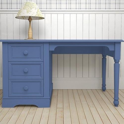 Стол письменный D13 Канон синий