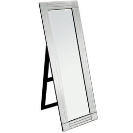 Зеркало напольное 50*150 см VER-11DTM 034 серебро Glamoorzee