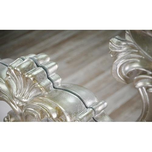 Зеркало VER-PU-275 серебро Glamoorzee