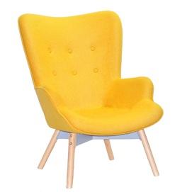 Кресло Флорино желтое Mebelmodern
