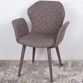 Кресло Valencia кофейное Kolin