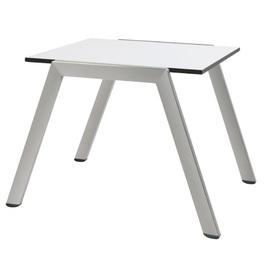 Стол для шезлонга ZEN 1050 М белый PAPATYА