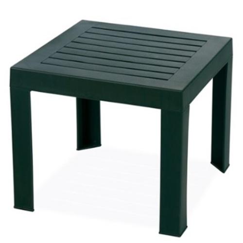 Стол для шезлонга SUDA темно-зеленый 15 PAPATYА