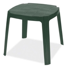 Стол для шезлонга ROYAL темно-зеленый 15 PAPATYА