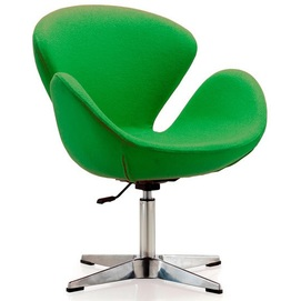 Кресло Сванни зеленое Mebelmodern