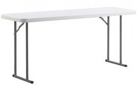 Стол складной PLTBY - 18301 белый Onder 2018