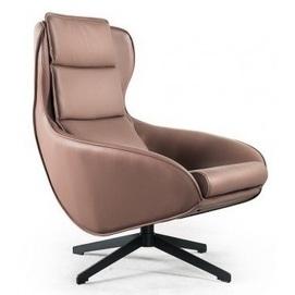 Кресло BORNEO DB005015 коричневое Dialma Brown (копия)