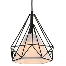 Лампа подвесная 7546599-1 BK(250) черная+белая Thexata 2019