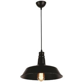 Лампа подвесная 7546452-1 BK+BK(360) черная Thexata 2019