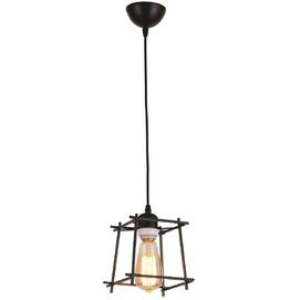 Лампа подвесная 7546640-1 BK черная Thexata 2019