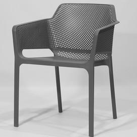 Кресло Amado серое 21 Thexata 2019