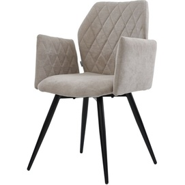 Кресло Glory теплый серый Concepto 2019