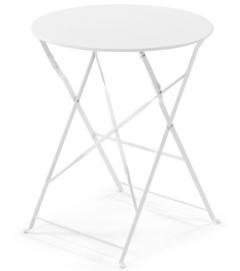 Стол обеденный CC0734R05 - ALRICK белый Laforma 2019
