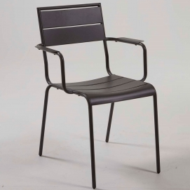 Кресло CC0731R03 - ALLEGIAN серое Laforma 2019
