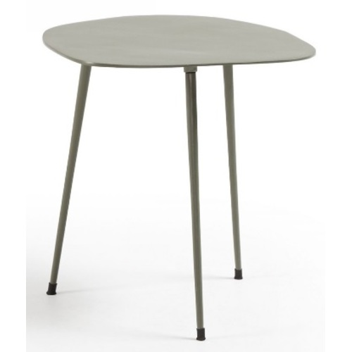 Стол кофейный CC0894R20 - ROTARY серо-зеленый Laforma 2019