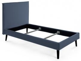 Кровать D077BU26 - ETHEL 150*190 см синяя Laforma 2019