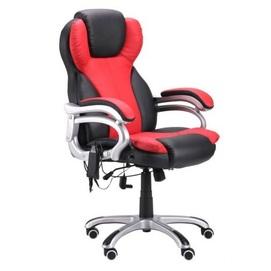 Кресло массажное Малибу (KD-DO8074) 513576 красное Famm 2019