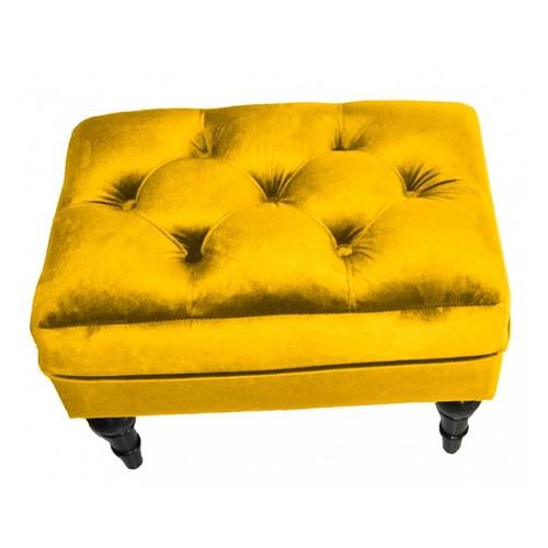 Банкетка - Рокси 012 желтая Fly