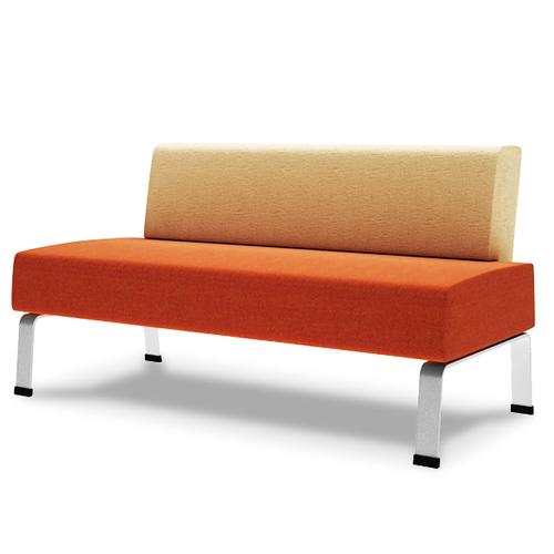 Скамья Аксиома-скамья оранжевая D'LineStyle