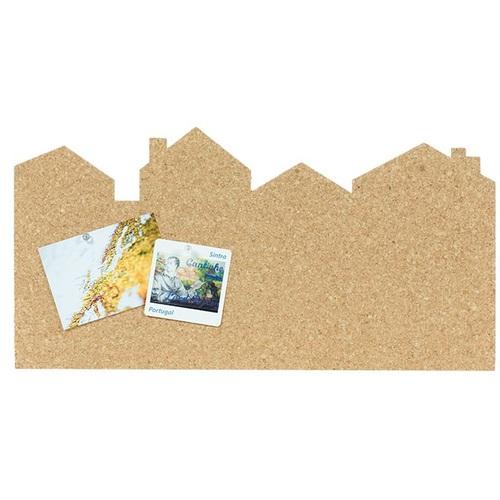 Доска для заметок City 1217-C натуральная Woodwine