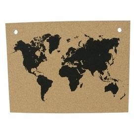 Доска для заметок Map Small 1217-M натуральная Woodwine