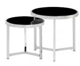Набор столиков Tivon 2 черный Kordo 2019