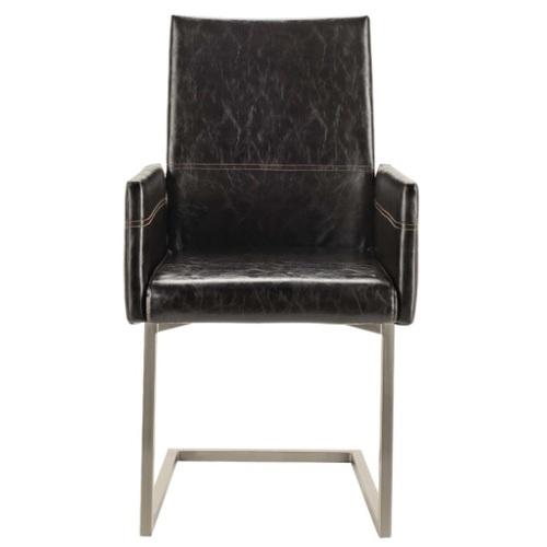 Кресло 12610-11 черное Sit Moebel 2019