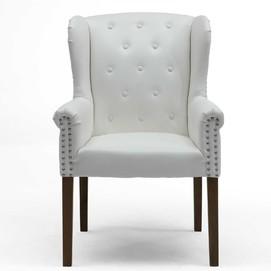 Кресло 12608-10 белое Sit Moebel 2019