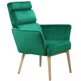 Кресло 02436-24 зеленое Sit Moebel 2019