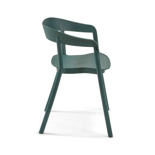 Кресло CC1193S19 - NIELS зеленое Laforma 2019