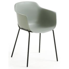 Кресло Khasumi CC1230S03 серое Laforma 2019