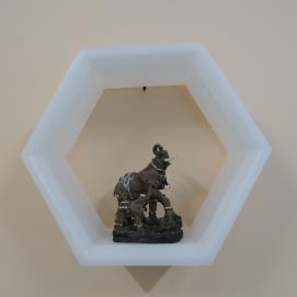 Полка Honeycomb цветная SKM