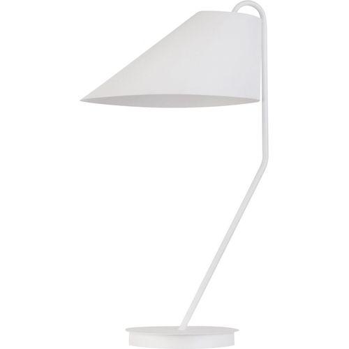 Лампа настольная LORA 50073 белая Sigma