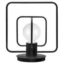 Лампа настольная AURA 50082 черная Sigma