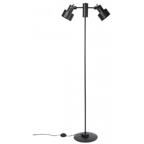 Лампа напольная METRO 50121 черная Sigma