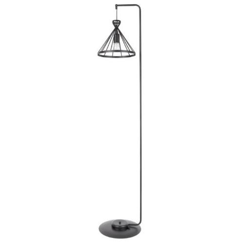 Лампа напольная NOWUM 50143 черная Sigma