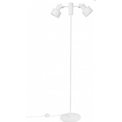 Лампа напольная METRO 50122 белая Sigma