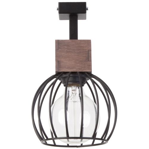 Лампа потолочная MILAN 31569 черная Sigma