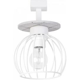 Лампа потолочная WISTA 31623 белая Sigma