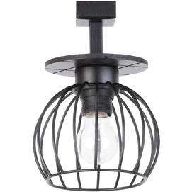 Лампа потолочная WISTA 31622 черная Sigma