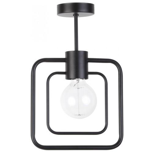 Лампа потолочная FREDO KWADRAT 31501 черная Sigma