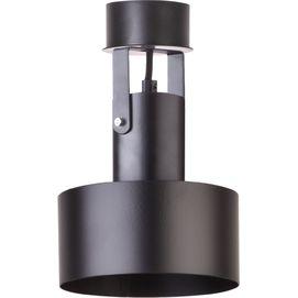 Лампа потолочная RIF PLUS 31195 черная Sigma