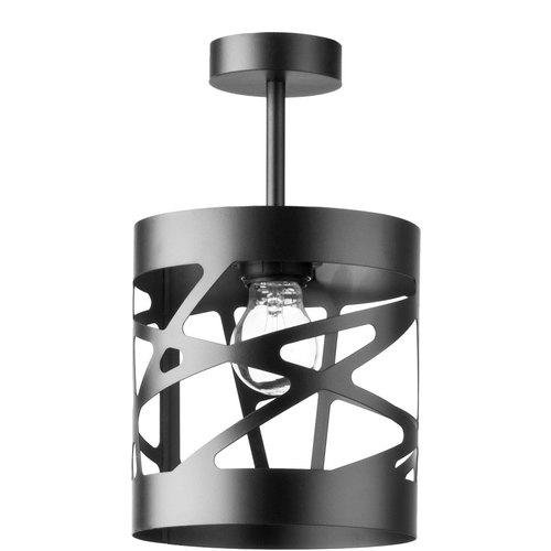 Лампа потолочная MODUŁ FREZ S 31213 черная Sigma