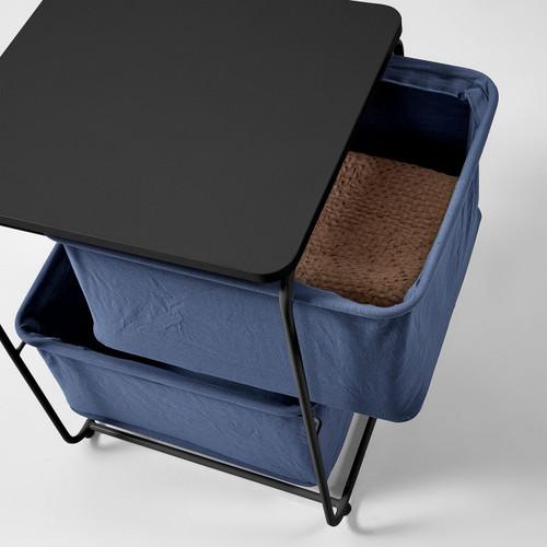 Стол кофейный SPECTER CC0875M01 черный Laforma 2019