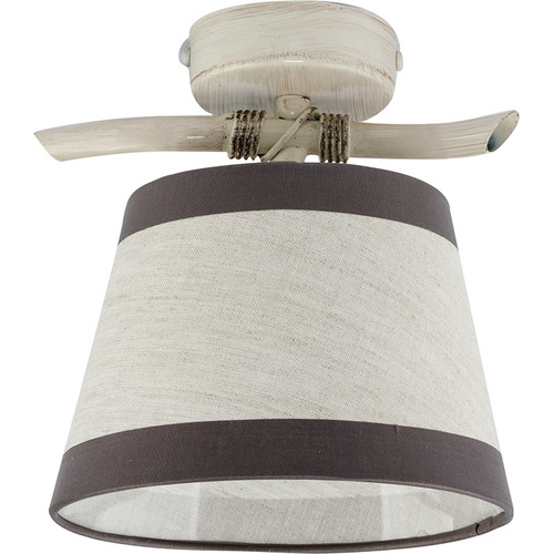 Лампа потолочная NIKI 20808 крем Sigma