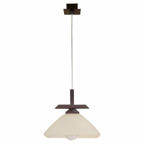 Лампа подвесная KENT 7210 коричневая Sigma